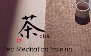 2015 Tea Meditation Training