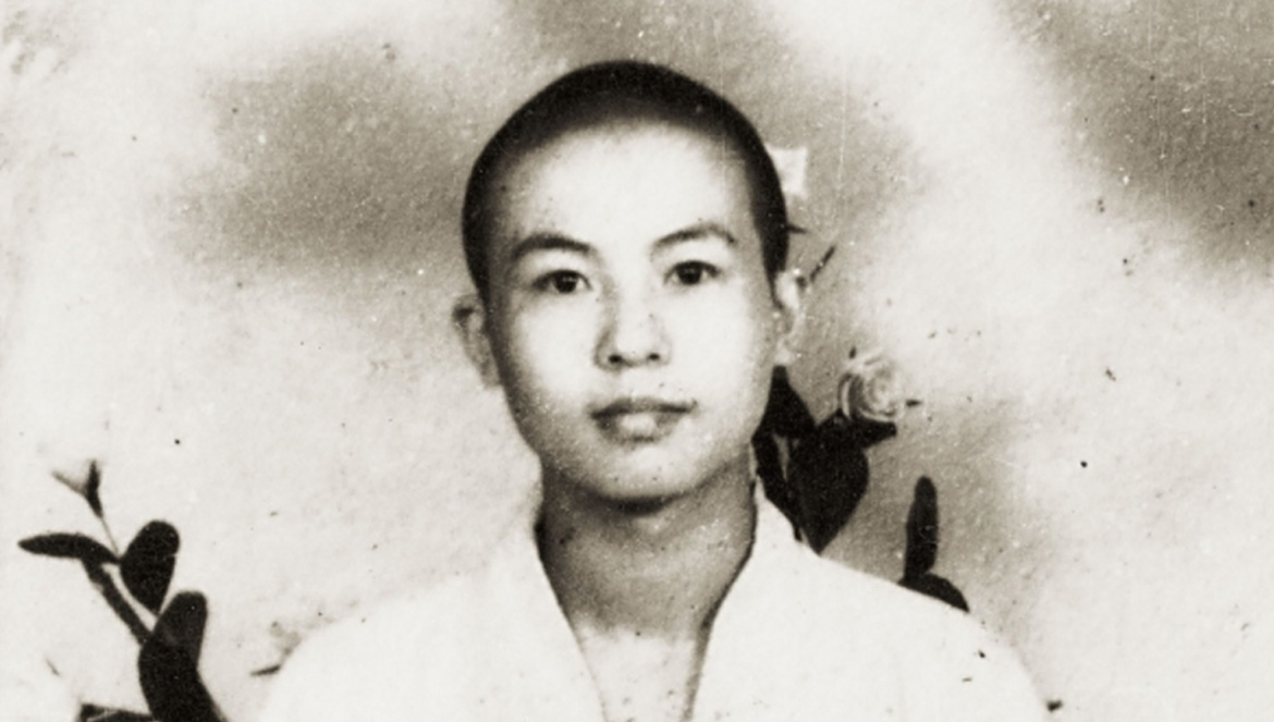 Our Founder - Chan Master Sheng Yen - Childhood