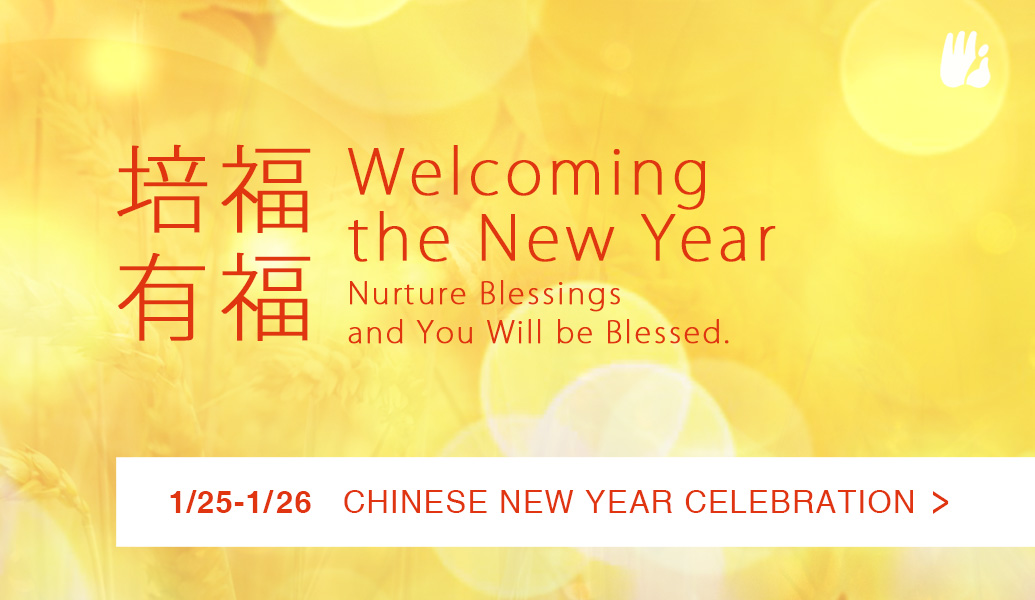 WELCOMING THE NEW YEAR - NURTURE BLESSINGS AND YOU WILL BE BLESSED