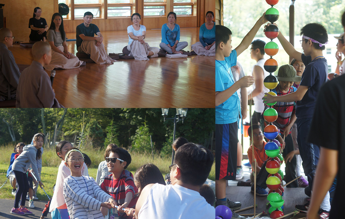Report - 2017 Family Chan Camp Reflection