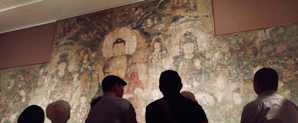 Photo Album - 2018 DDYP Buddhism Art at the Metropolitan Museum