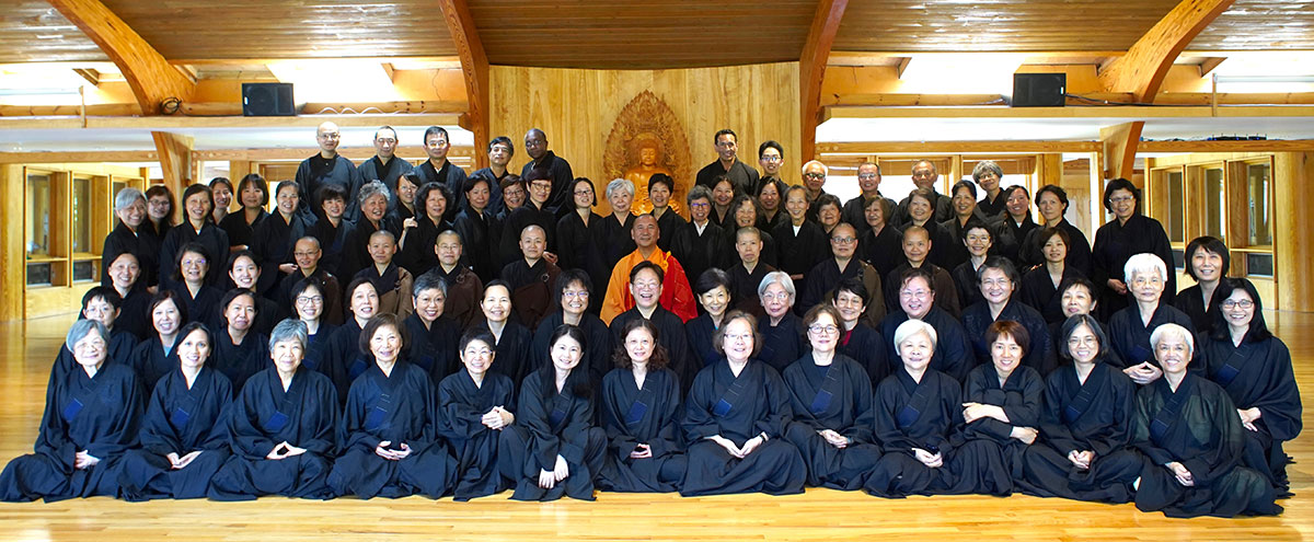 Report - 7-Day Amitabha Chanting Retreat