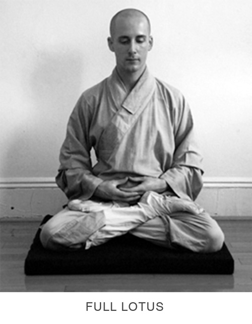 Sitting Meditation - Full Lotus